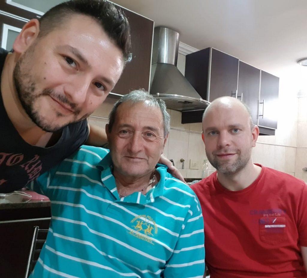 Jan Casalicchio - Entrevistas En Buenos Aires