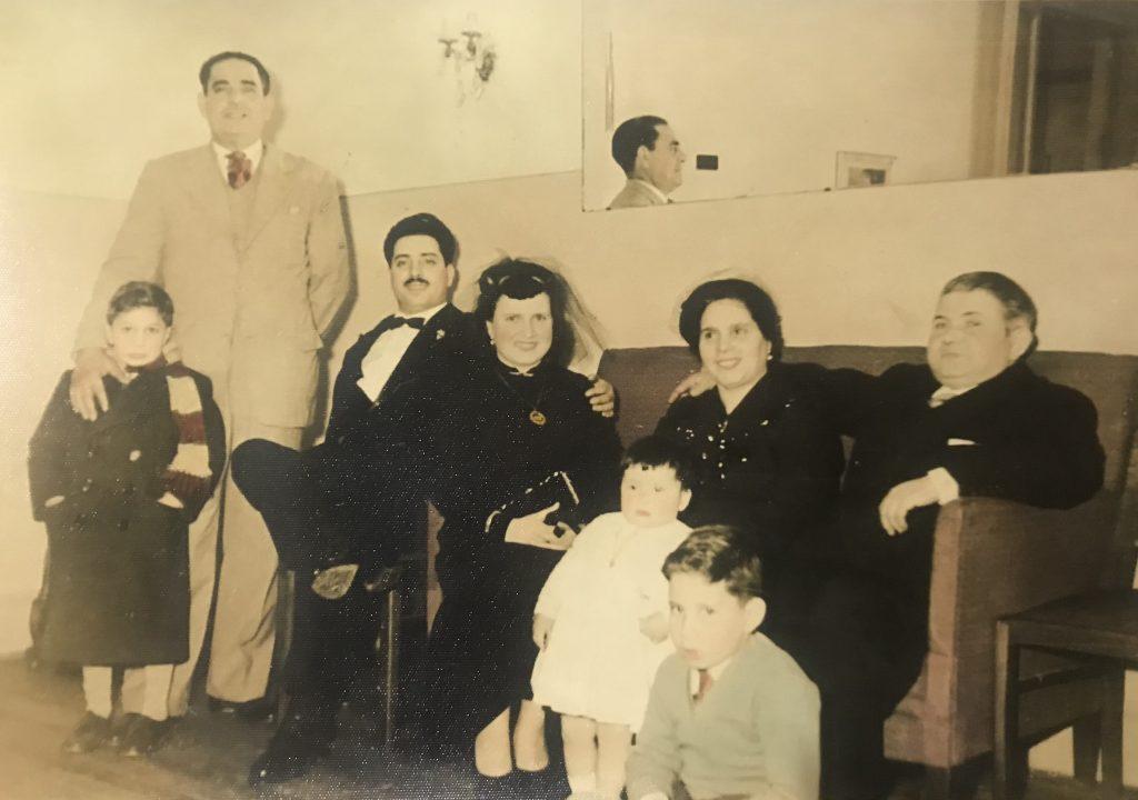 Maria Marrazzo - Maria Marrazzo Junto A Su Familia
