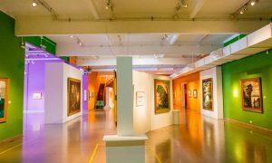 Museo Benito Quinquela Martín - Museo por dentro
