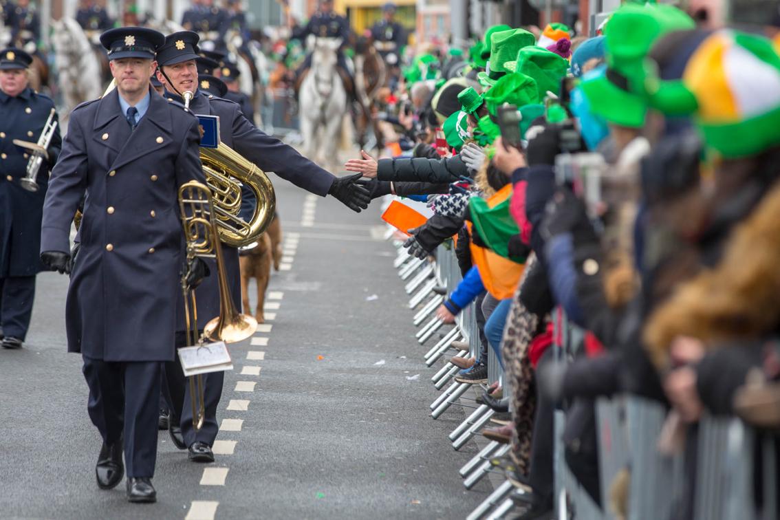 San Patricio - San Patricio Desfile
