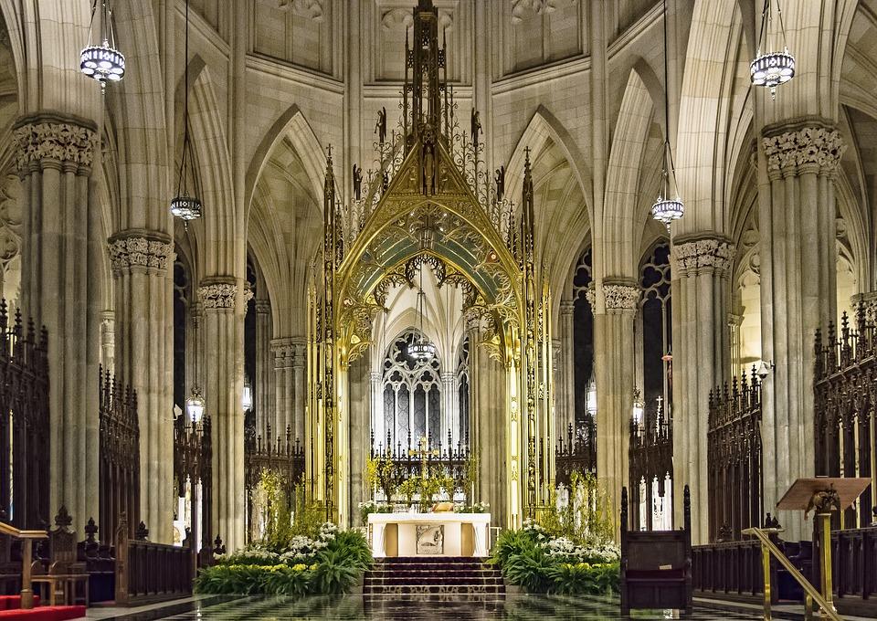 San Patricio - San Patrick's Cathedral