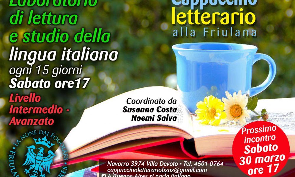 Cappuccino - Propaganda del Cappuccino literario