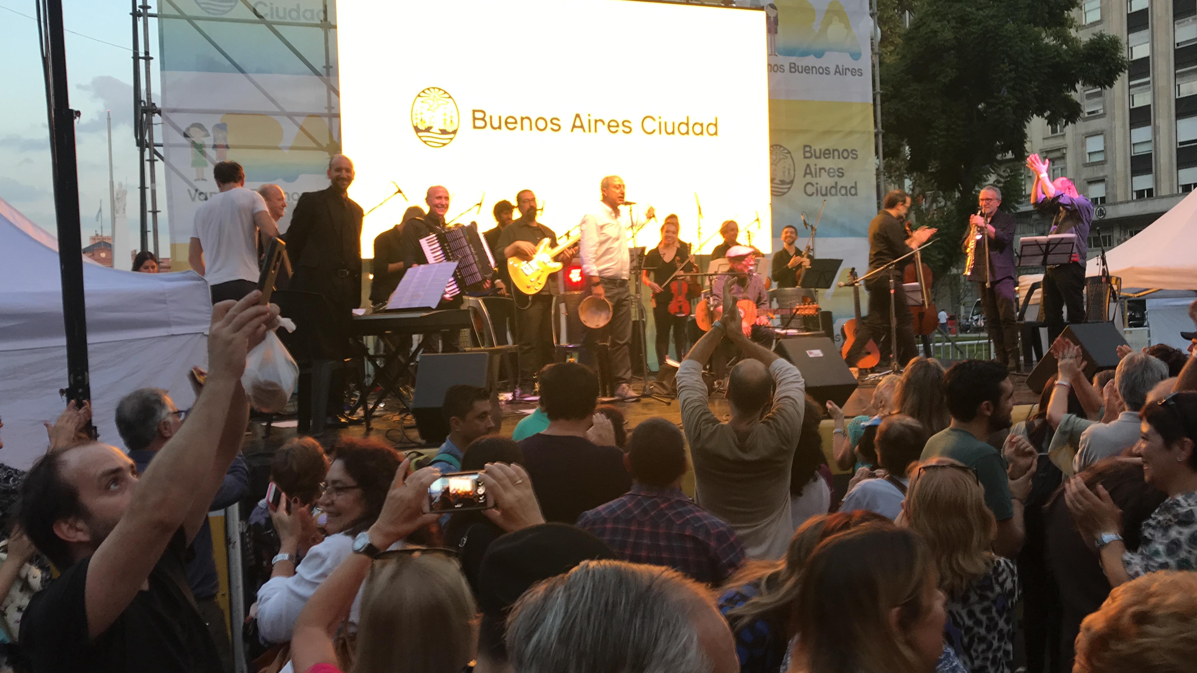 Carmine Abate - Carmine Abate En El Buenos Aires Celebra Calabria
