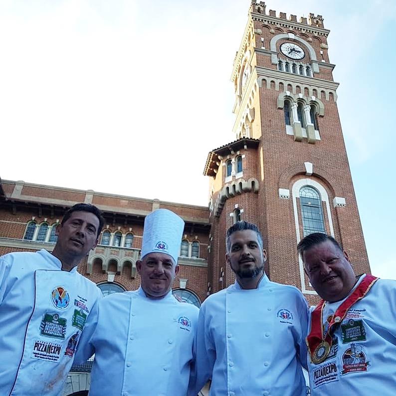 David Veltri - Cocinero ítalo-argentino