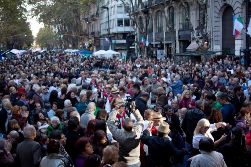Buenos Aires Celebra Calabria - Este año se celebra la octava edición de Buenos Aires Celebra Calabria