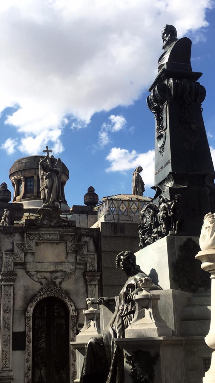 Cementerio de la Recoleta - Mausoleos