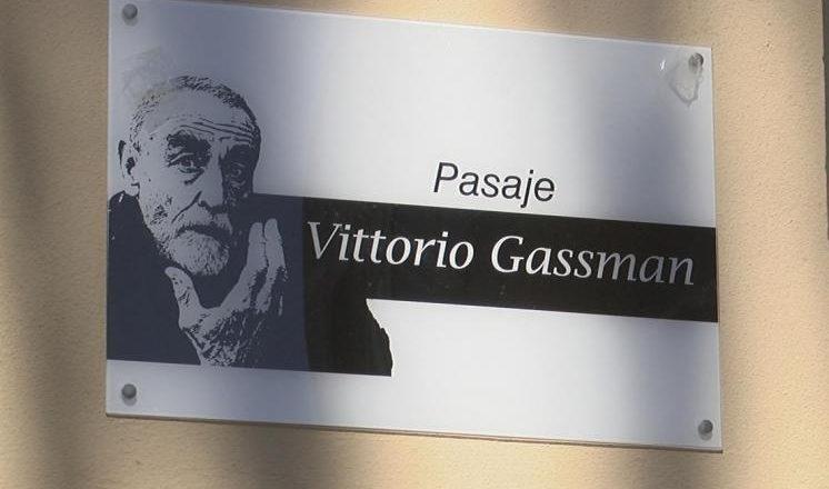 Vittorio Gassman - Fue actor y director de teatro y cine