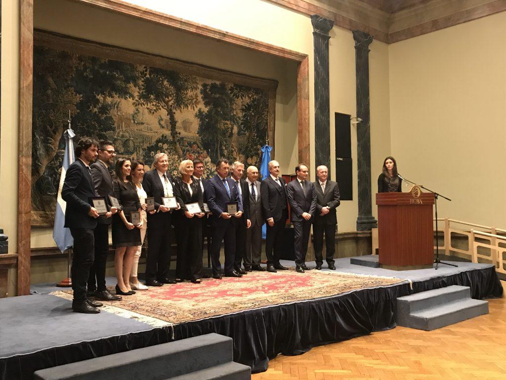 Premios A La Excelencia De La Italianidad - Ganadores Premios A La Excelencia De La Italianidad
