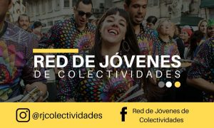 Red De Jovenes De Colectividades - Logo