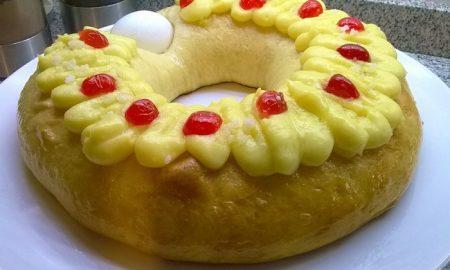 Rosca de Pascua - Una tradicional receta