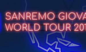 Sanremo Giovani World Tour - Portada Sanremo Giovani World Tour 2019