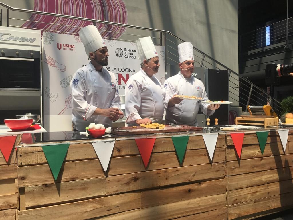 David Veltri - Semana De La Cocina Italiana