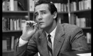 Vittorio Gassman - A Hollywood llegó en 1953, de la mano de su esposa Shelley Winters.