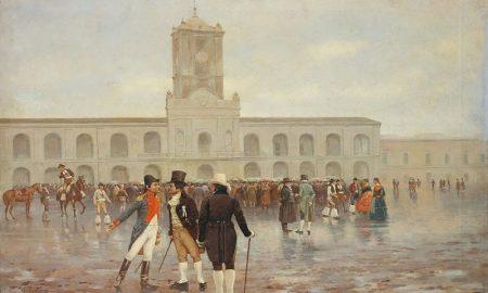 25 de mayo - Foto antigua del Cabildo