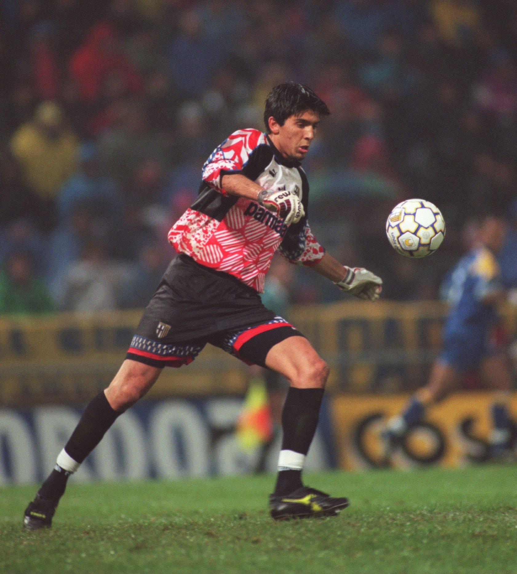 Parma V Juventus