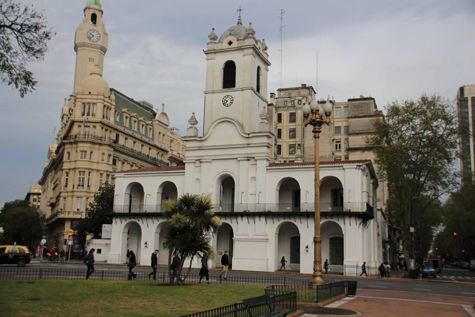 Cabildo - Fachada del edificio