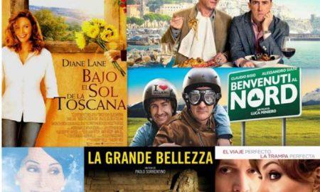 Cine debate - Foto de portada con las películas
