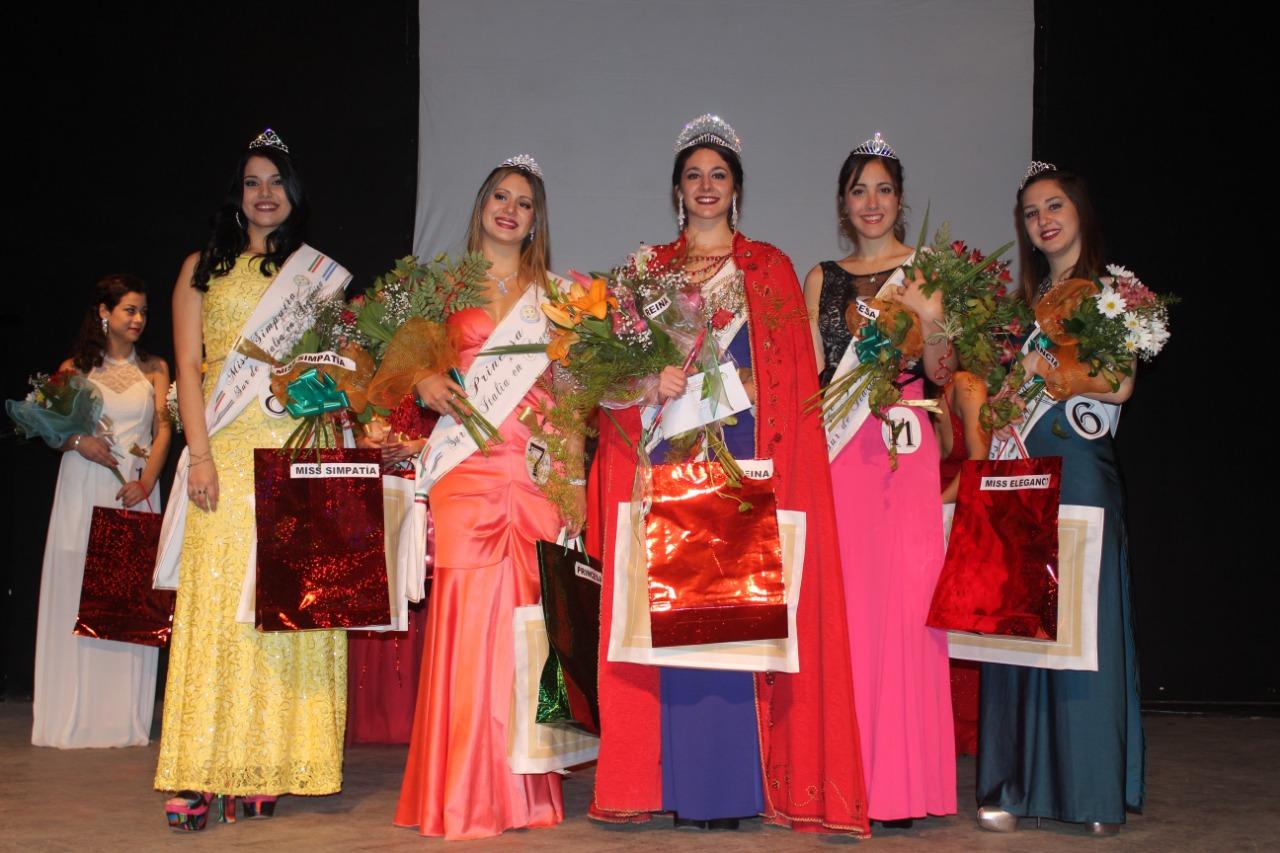 Reina Del Sur De Italia - Ganadoras 2018 Del Concurso Reina Del Sur De Italia