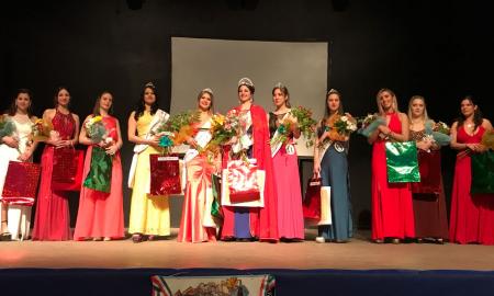 Reina Del Sur De Italia - Participantes Del Concurso Reina Del Sur De Italia