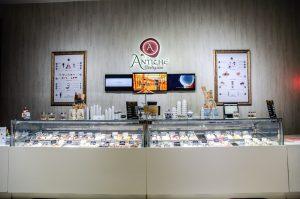 Antiche Tentazioni - La gelateria se encuentra en la calle Honduras, en Palermo.