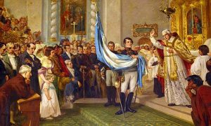Manuel Belgrano - Bendicion De La Bandera