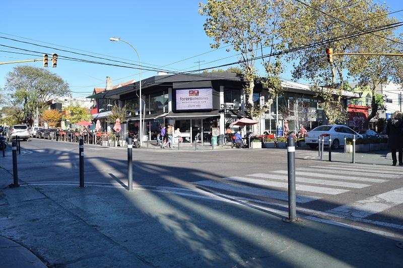 Mar Del Plata - La calle Güemes es una de las más importantes a nivel comercial.