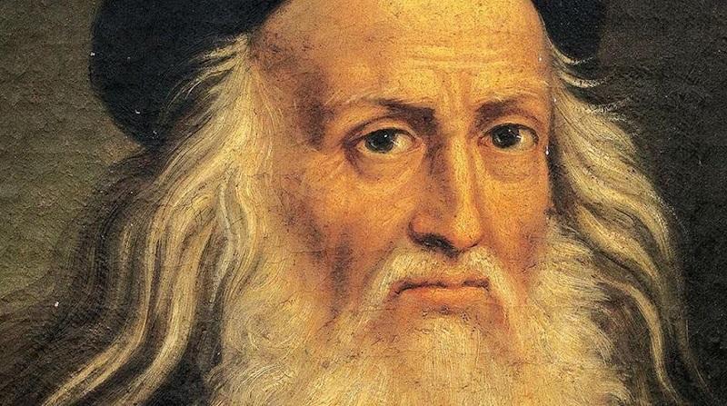 Da Vinci - Considerado uno de los grandes artistas de la humanidad.