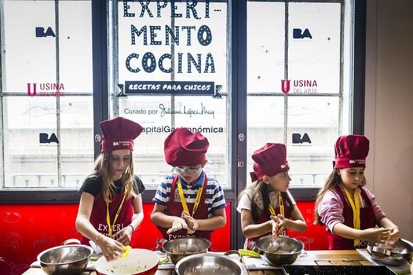 9 de julio - Experimento Cocina