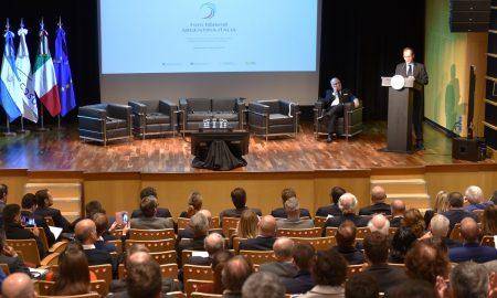Foro Bilateral - Encuentro entre Argentina e Italia.