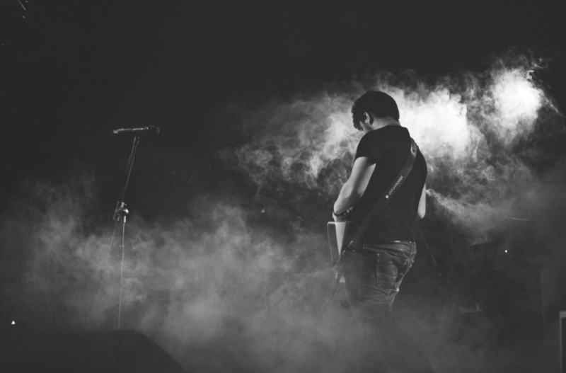 La Noche de la Música - Guitarrista