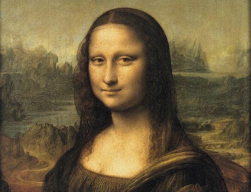 Da Vinci - La Gioconda