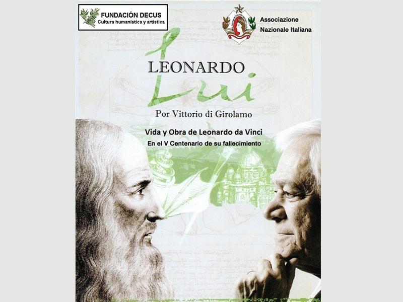 Da Vinci - Leonardo Lui consta de 5 capítulos y 1 epílogo.