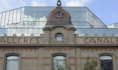 Palacio Lezama - Fachada del edificio
