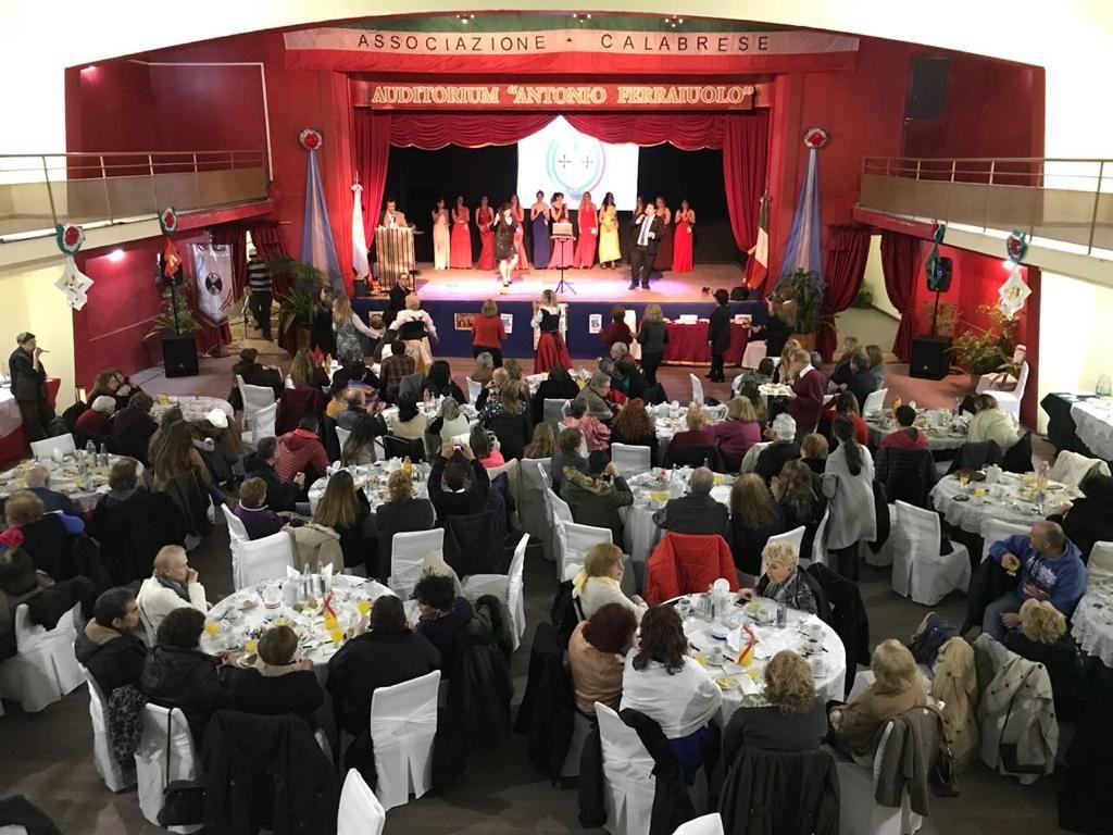 Aniversario de la Asociación Calabresa - Auditorium Antonio Ferraiuolo