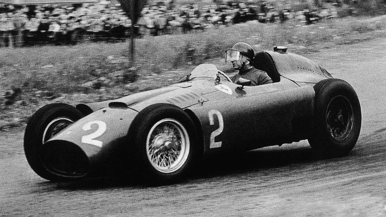 Juan Manuel Fangio - Fangio y Ferrari