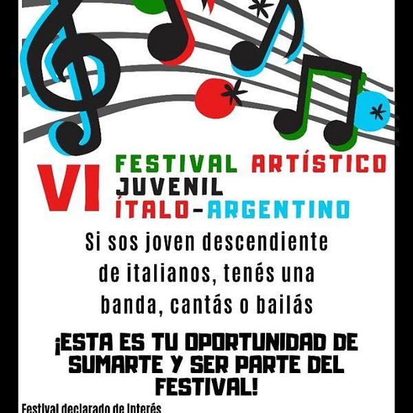 Fedital - Flyer Oficial Del Evento