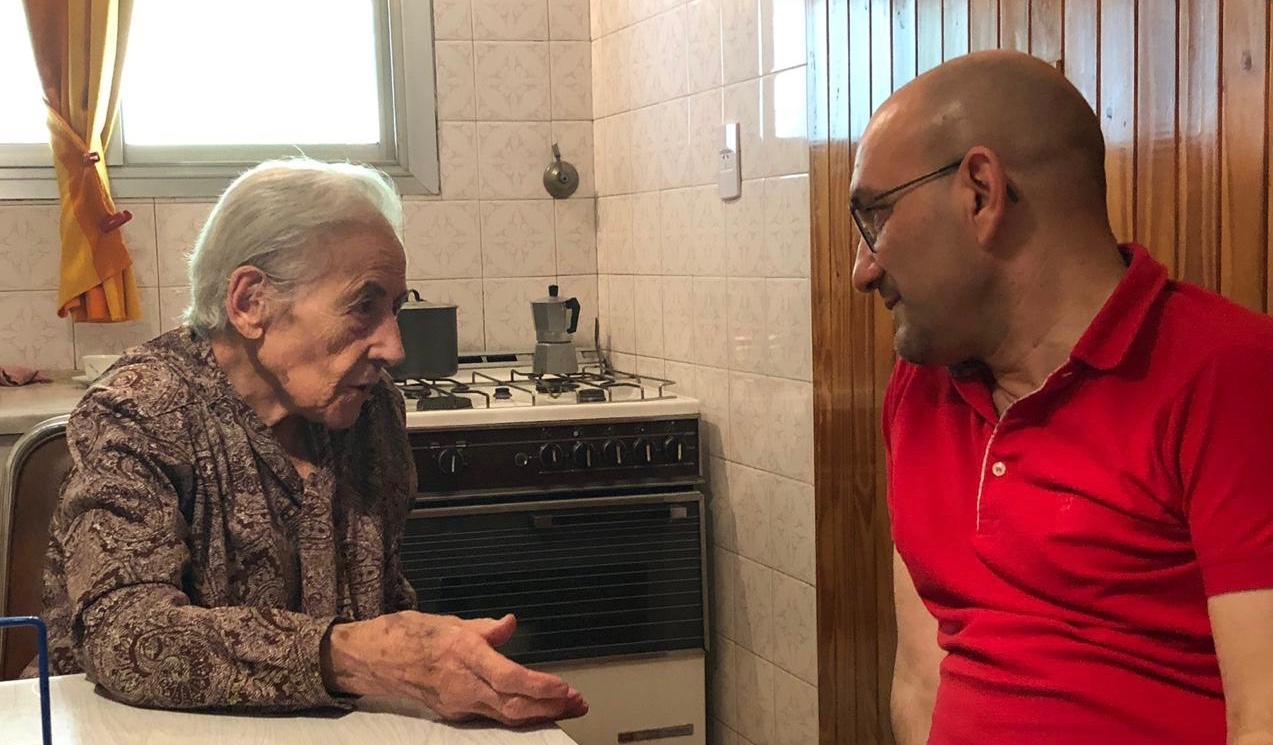 Giuseppe Sommario - Giuseppe Sommario Junto A Chiara Boccuti