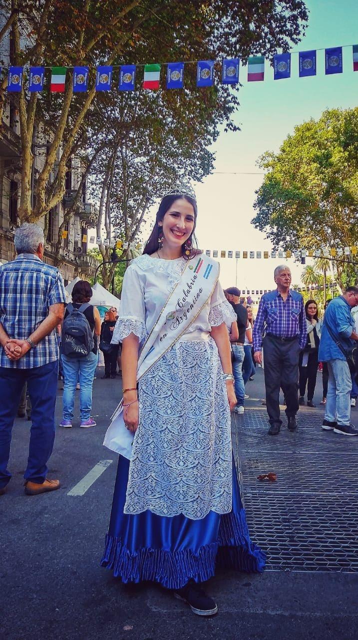 Miss Calabria - Florencia Novoa