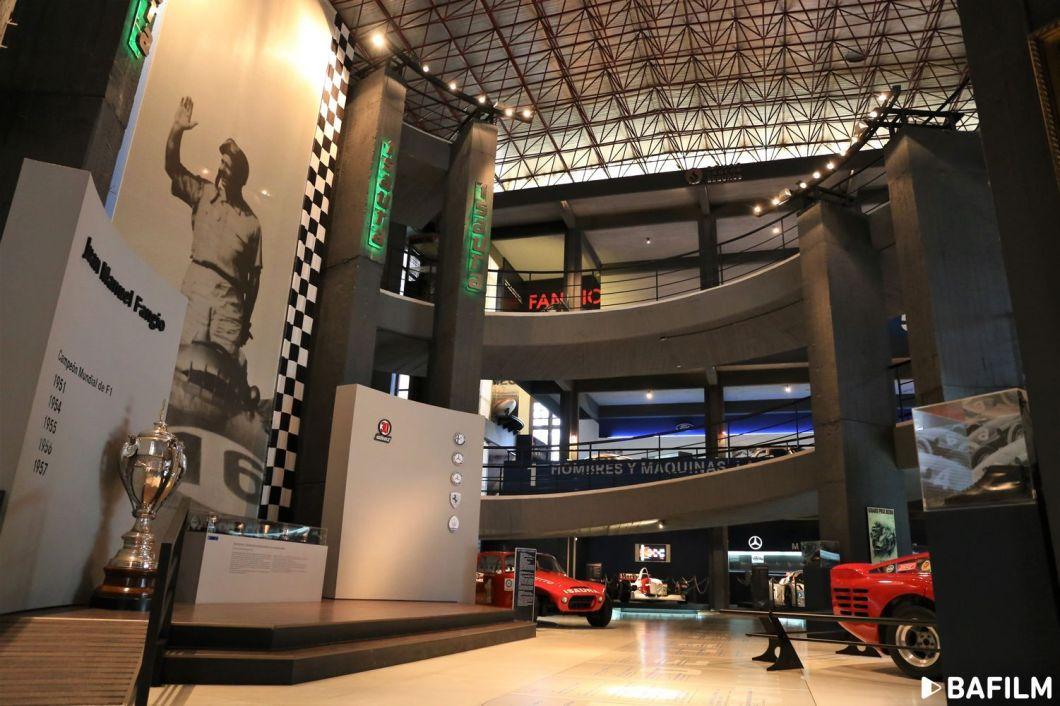 Juan Manuel Fangio - Museo Fangio