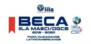 Becas IILA - Publicidad