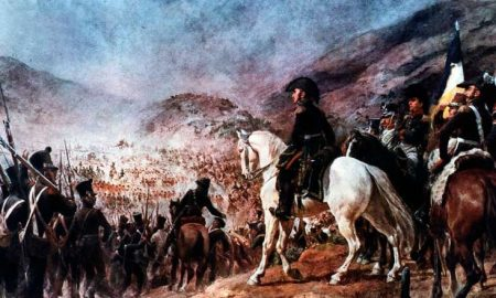 Desfile militar - San Martin y los granaderos