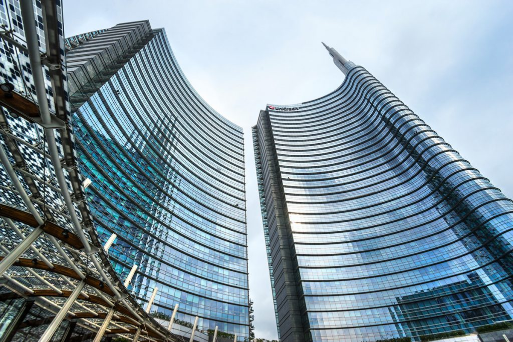 César Pelli - Torre Unicredit