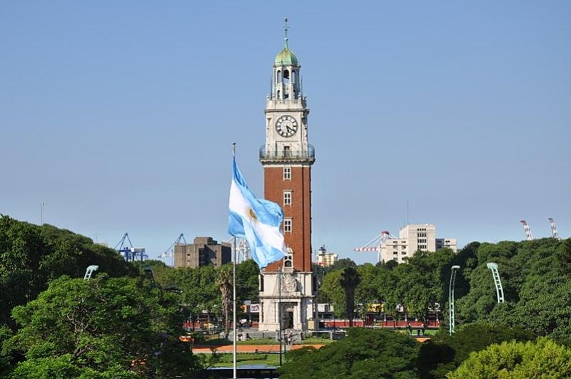 Torre de los ingleses - Torre Y Bandera