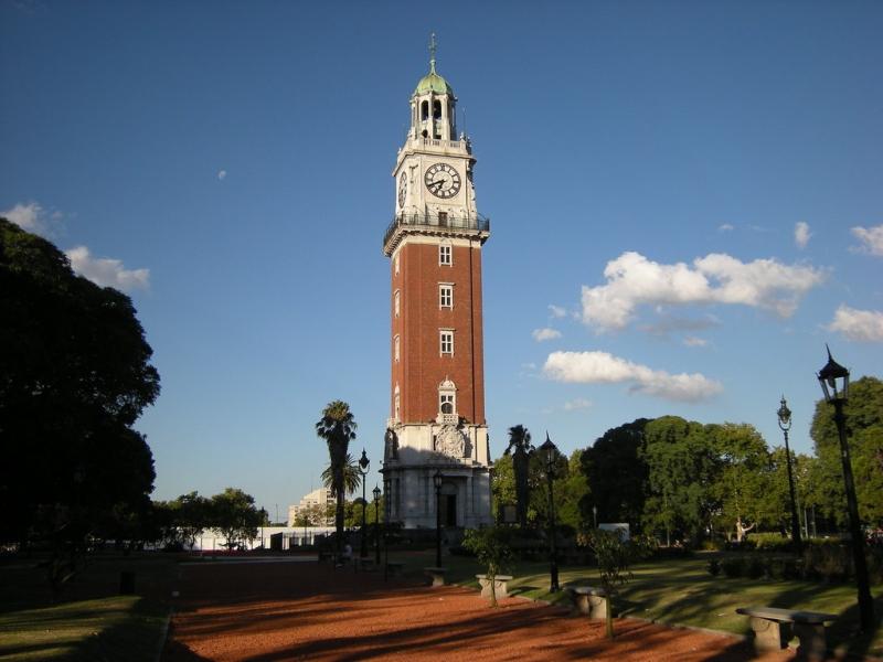 Torre de los ingleses - Torre
