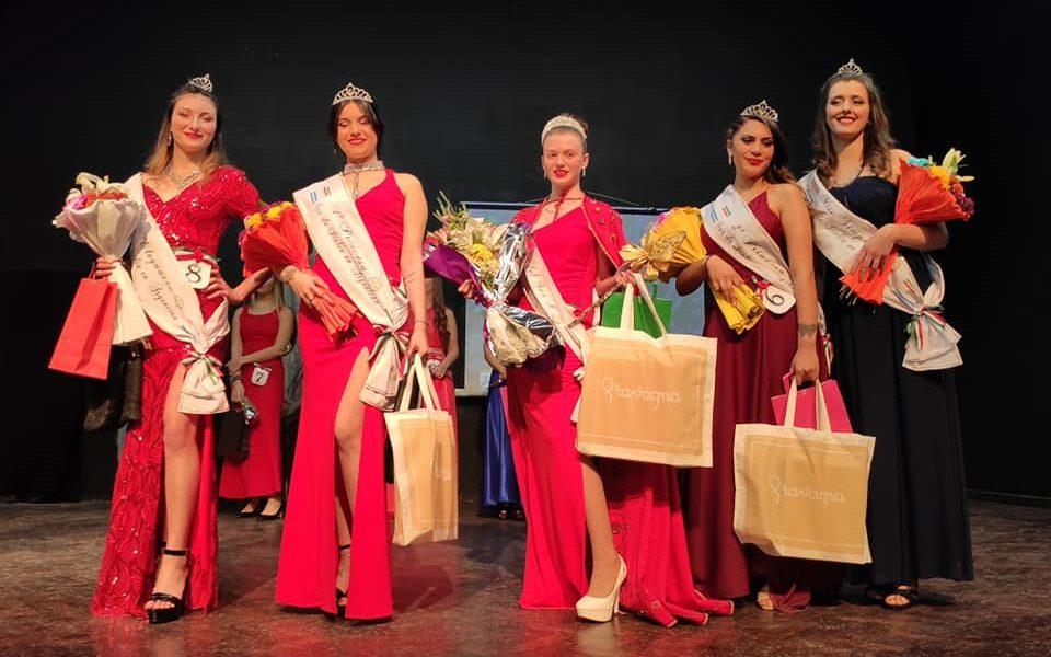 ganadoras del concurso - Reina del Sur de Italia