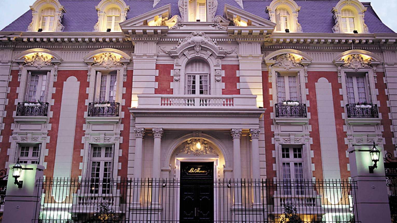 Mansiones historicas - Hotel Four Seasons