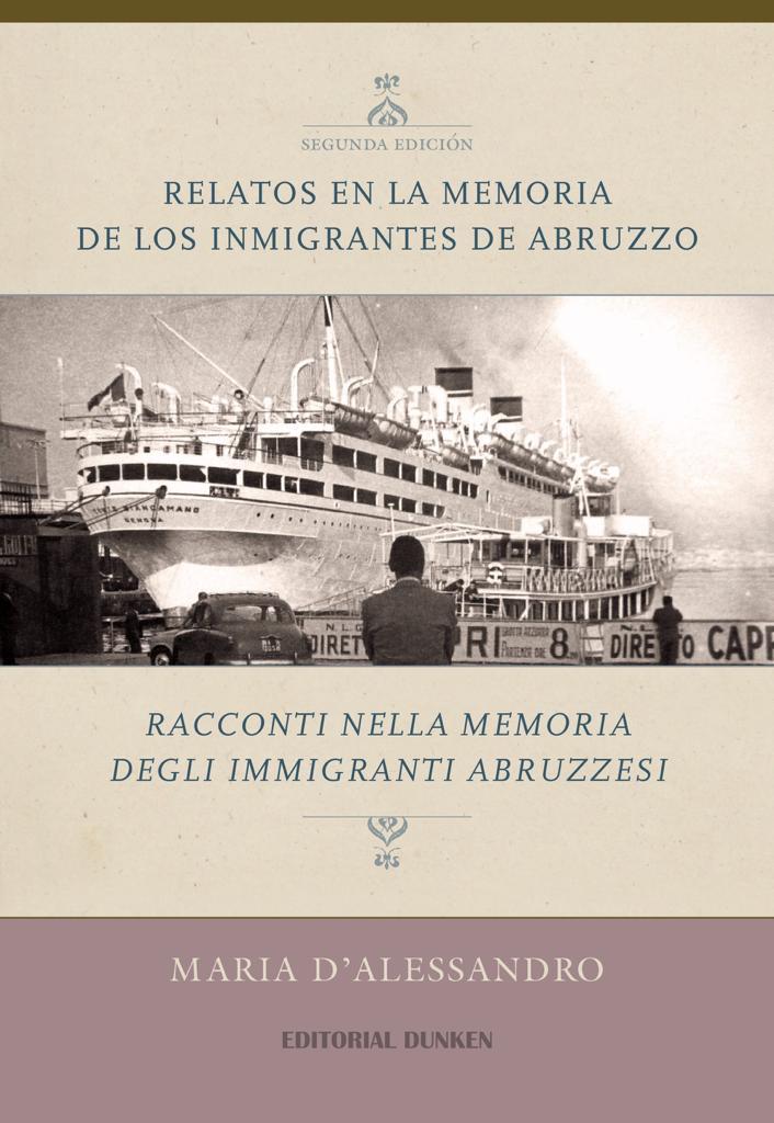 Maria Dalessandro - Libro Relatos En La Memoria