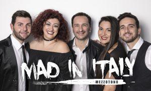Mezzotono - Grupo italiano