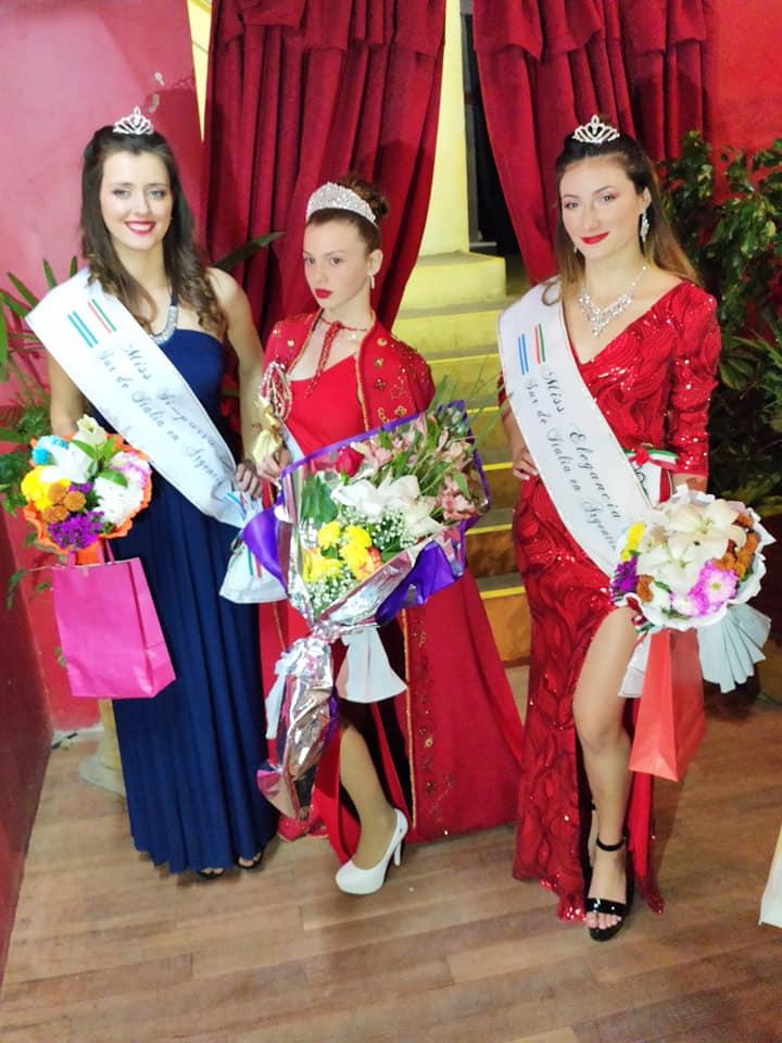 Ganadoras Del Concurso - Reina y Misses