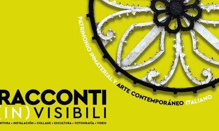 Racconti - La muestra se puede visitar en la UADE hasta el 6 de octubre.